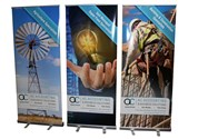 banner printing Melbourne, pull up banners, coreflute banners